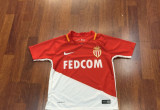 Tricou   AS MONACO ,9 FALCAO model nou sezon 2017-2018, L, XL, XS, Tricou fotbal