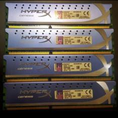 Memorii Kingston 16GB (2x8GB) DDR3 1600MHz KHX16C9K2-16X - Memorie RAM