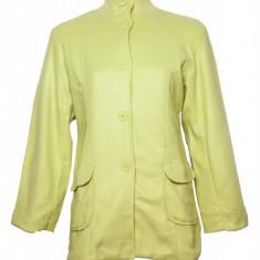 Jacheta dama fleece Magnet, Lime
