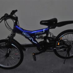 Bicicletă VELORS pentru copii ! - Bicicleta copii DHS, 22 inch, 20 inch, Numar viteze: 21