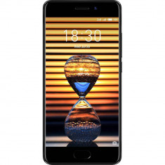 Smartphone Meizu Pro 7 M792 64GB Dual Sim 4G Black - Telefon Meizu
