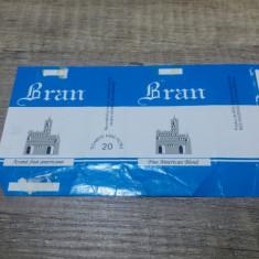 Ambalaj Tigari Romanesti Bran - Pachet tigari