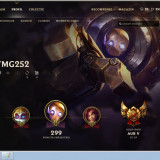 Cont lol gold 5 onoare 5 - Jocuri PC