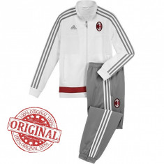 Trening Copii Adidas AC Milan COD: S20670 - Produs original, factura - NEW!, Marime: YXS, YS, Culoare: Din imagine, Baieti