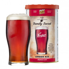 Thomas Coopers Family Secret Amber Ale 1.7 kg - kit pentru bere de casa 23 litri