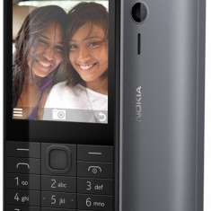 Nokia 230 Single Sim Dark Silver - Telefon Nokia