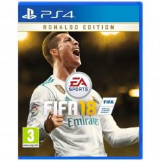 FIFA 18 Ronaldo Edition PS4 - Jocuri PS4