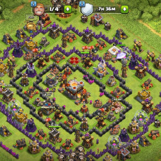 Cont clash of clans