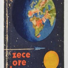 Zece ore de astronomie - Ion Corvin Sangeorzan - Carte Astronomie