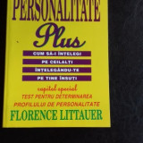 PERSONALITATE - FLORENCE LITTAUER - Carte Psihologie