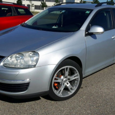 VW Golf 5 1.9TDI Automatic DSG inmatriculat in RO, An Fabricatie: 2007, Motorina/Diesel, 225000 km, 1887 cmc