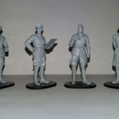 + Kit figurine 1/35 Dragon 6213 - German command Staff - montate +