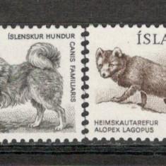 Islanda. 1980 Animale KZ.240 - Timbre straine, Nestampilat