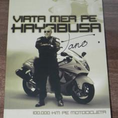Tano - Viata mea pe Hayabusa. 100000 km pe motor - Biografie