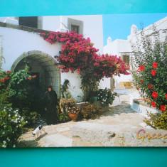 HOPCT 33254 GRECIA INSULA PATMOS -NECIRCULATA, Printata