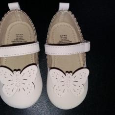 Pantofi roz fetite H&M cu fluturas - Pantofi copii H&m, Marime: Alta, Fete
