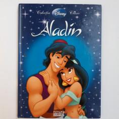 ALADIN = Colectia Disney Clasic = Biblioteca Adevarul = Nr 4 - Carte de povesti
