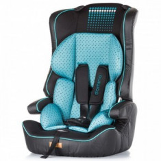Scaun auto Copii 9-36Kg Chipolino Domino Blue Dots, 1-2-3 (9-36 kg)
