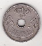 Bnk mnd EROARE Romania 10 bani 1906 J - die crack