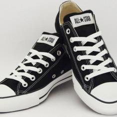 Tenisi Converse All Star - Negru - Tenisi barbati Converse, Marime: 36, 37, 38, 39, 40, 41, 42, 43, 44, Textil