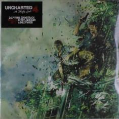 OST - Uncharted 4 ( 2 VINYL ) - Muzica soundtrack