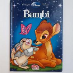 BAMBI = Colectia Disney Clasic = Biblioteca Adevarul = Nr 12 - Carte de povesti