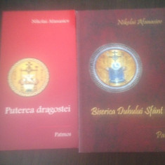 PR PROF NIKOLAI AFANASIEV, BISERICA DUHULUI SFANT si PUTEREA DRAGOSTEI(2 VOLUME) - Carti ortodoxe