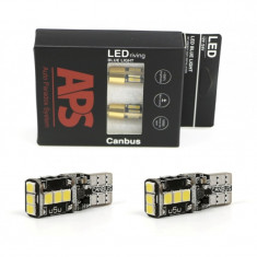 Led T10 9smd CAN