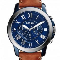 Ceas original Fossil Grant FS5151 - Ceas barbatesc