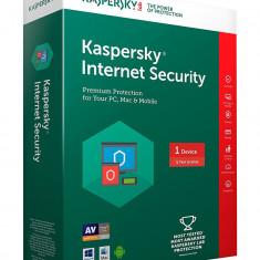 Licenta Kaspersky Internet Security (90 zile) - Antivirus Kaspersky, Download, peste 10