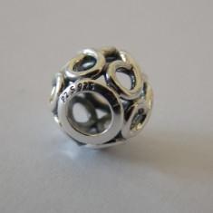 Talisman Pandora autentic 791872 Infinit - Pandantiv argint