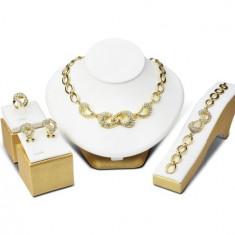 Set bijuterii nunta nigerian