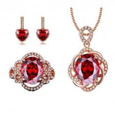 Set bijuterii elegant - Set bijuterii handmade si fashion
