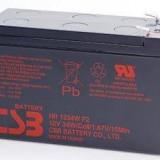 Acumulator UPS CSB HR1234W F2 12V/9Ah 2 buc