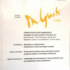 Sociologie Romaneasca - nr. 3/2004