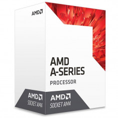 Procesor AMD Bristol Ridge A10-9700 Quad Core 3.5 GHz Socket AM4 BOX, AMD A10, 4