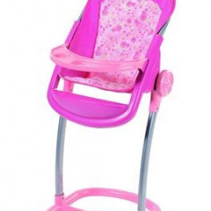 Jucarie Accesoriu Baby Annabell High Chair Toy - Papusa Zapf Creation
