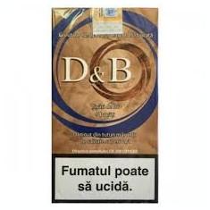 Tigari de foi D&B 42, 5gr X 10buc + o cutie de tuburi D&B 200 Multifilter