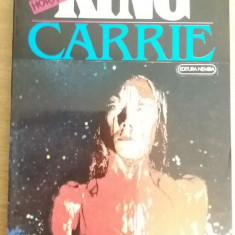 RWX 47 - CARRIE - STEPHEN KING - EDITIE 1993 - Carte Horror