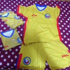 Echipament short tricou Joma echipa nationala Romania - Echipament Fitness Adidas