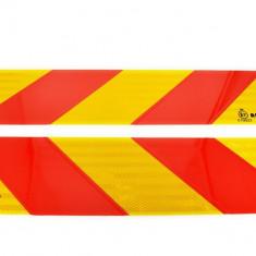 SET Placi reflectorizante Camioane TIR Remorci PREMIUM AL-060917-27, Universal
