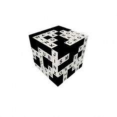V-Cube Cuvinte incrucisate - Jocuri Forme si culori
