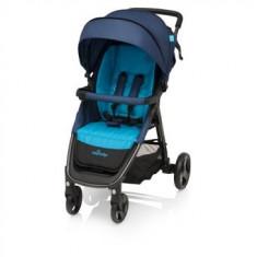 Carucior sport 6-36 Luni Baby Design Clever Turquoise - Carucior copii Sport