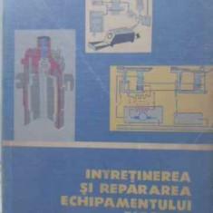 Intretinerea Si Repararea Echipamentului Electric Al Automobi - V. Raicu, 401913