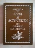 Nagy Bela - Viata si activitatea lui Dimitrie Eustatievici