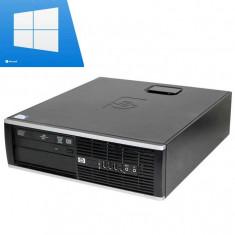 Calculatoare Refurbished HP Compaq 8300 Elite SFF, i5-2500, Win 10 Pro - Sisteme desktop fara monitor HP, Windows 10