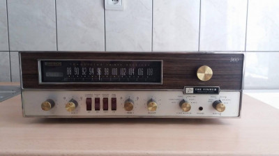 Amplificator / receiver The Fisher 500 Made in SUA foto