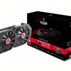 XFX Radeon RX 580 GTS Black - 8GB --- NOU --- Sigilat - Placa video PC XFX, PCI Express