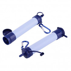 Filtru Instant Portabil pentru ape curgatoare sau statatoare - Filtru si cana filtranta