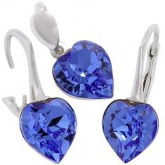 Bijuterii Heart f 8/8 gl D-Lvbck - Set bijuterii placate cu aur